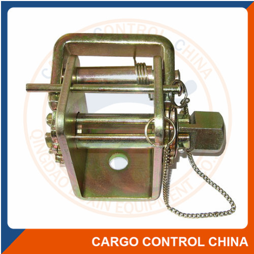 "EBWH006 2"" MINI WINCH  W/CHAIN AND PIN"