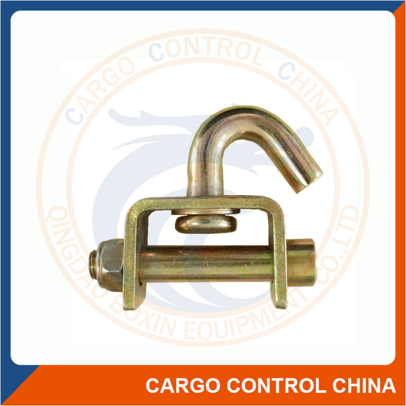 "EBEH107 2"" SHORT SWIVEL J HOOK"