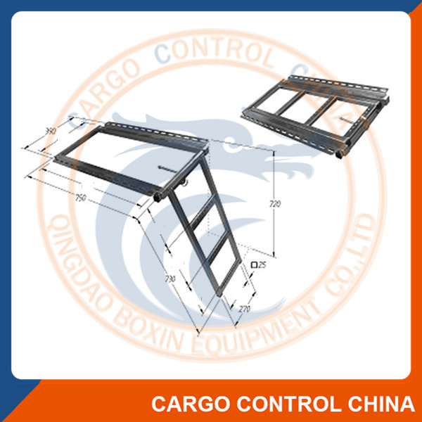 EBAC039  LADDER FOR TRUCK POWDER COATED